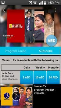 myplex Live TV for du apk screenshot