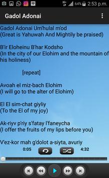 Messianic Worship Songs apk screenshot
