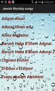 Messianic Worship Songs poster