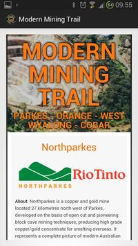 Modern Mining Trail screenshot 1
