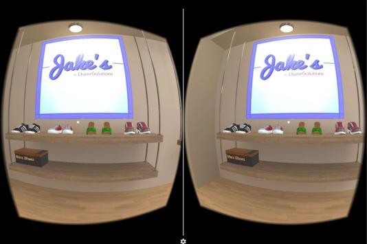 Jakes VR Store Demo apk screenshot