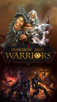 Dungeon and Warriors poster