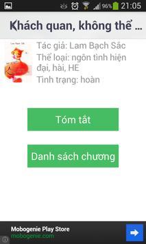 Truyen Ngon Tinh apk screenshot