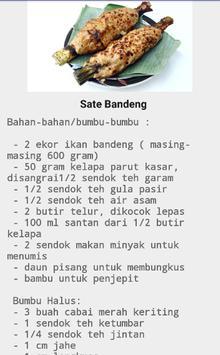 Resep Makanan Khas Banten screenshot 1