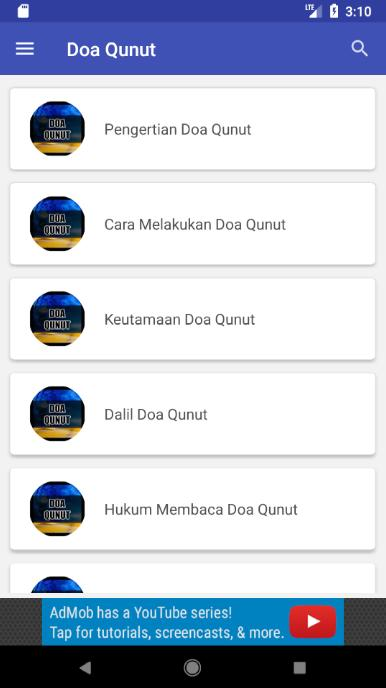 Doa Qunut Arab Latin Terjemahan For Android Apk Download