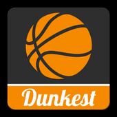 Dunkest - Fantasy NBA icon