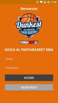 Dunkest - Fantasy NBA poster