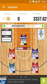 Dunkest - Fantasy NBA apk screenshot