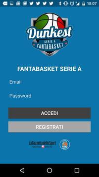 Dunkest - Fantasy Serie A poster