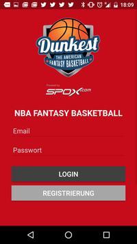 Dunkest - Spox Fantasy NBA poster