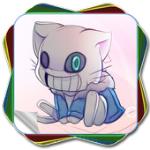 Cat Sans Wallpapers icon