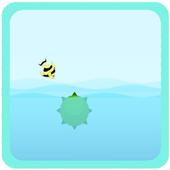 Runner Fish Go icon
