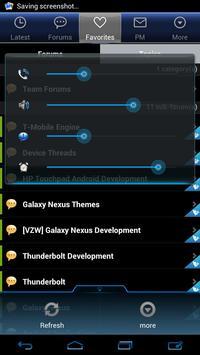 Cobalt - CM9/CM10/CM11 Theme apk screenshot