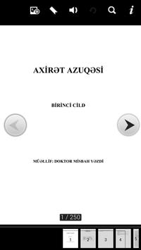Axirət Azuqəsi 1 cild screenshot 2