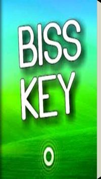 Biss Keys poster