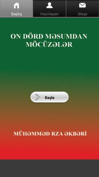 14 Məsumdan Möcüzələr poster
