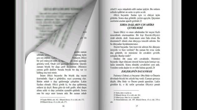14 Məsumdan Möcüzələr apk screenshot