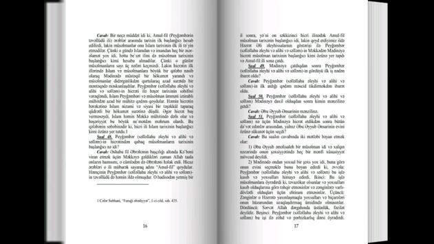 14 Məsum Haqqında Sual Cavab screenshot 1