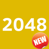 2048 the New Game icon
