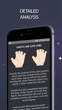 Palm reader - fortune teller and divinations apk screenshot