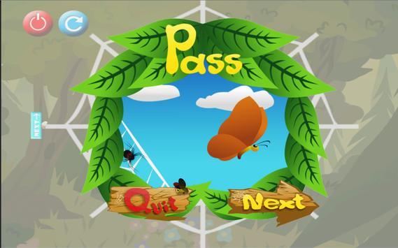 Spider Escape apk screenshot