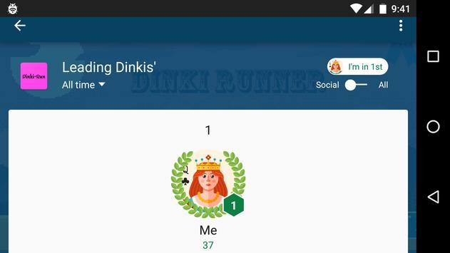 Dinki Runner apk screenshot