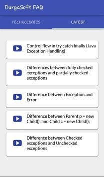 DURAGSOFT JOB INTERVIEW FAQs apk screenshot