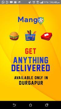 Mango: Get Anything Delivered poster