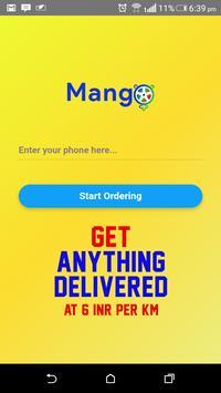 Mango: Get Anything Delivered screenshot 1