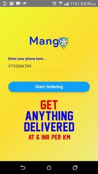 Mango: Get Anything Delivered screenshot 2