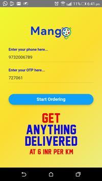 Mango: Get Anything Delivered screenshot 3