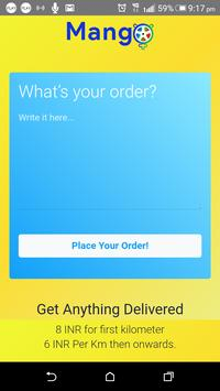 Mango: Get Anything Delivered screenshot 4