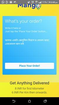 Mango: Get Anything Delivered screenshot 5