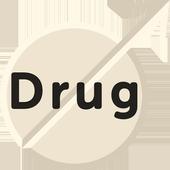 Drug Search App icon