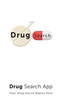 Drug Search App poster