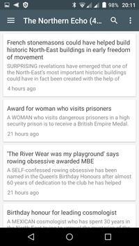 Durham free news screenshot 2