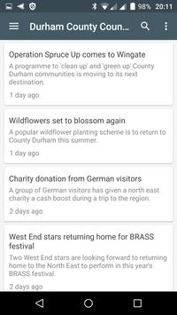 Durham free news screenshot 3