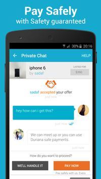 Duriana - Buy & Sell on Mobile apk screenshot