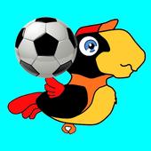 Gago Bird Soccer 2014 icon