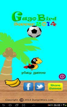 Gago Bird Soccer 2014 apk screenshot