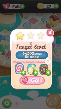 Sweety Jewels - Match 3,puzzle apk screenshot