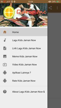 Lagu Kids Jaman Now (Meme + Lirik) poster