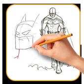 B4tman Draw Guide icon