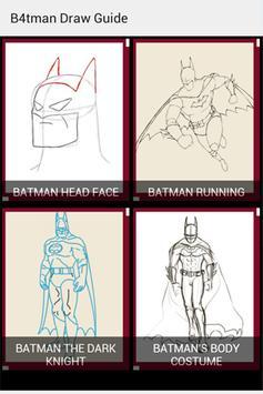 B4tman Draw Guide screenshot 1