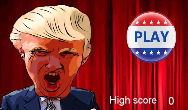 Whack a Trump apk screenshot