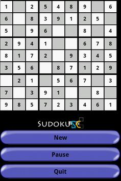 Sudoku SpyCam ICS Demo apk screenshot