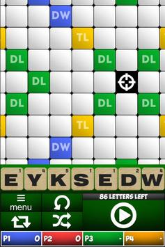 Scrabble with friends screenshot 1