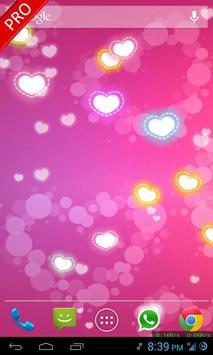 Hearts Live Wallpaper screenshot 5