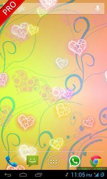 Hearts Live Wallpaper screenshot 6