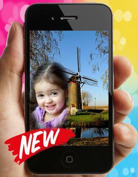 Beauty Dutch Frame poster